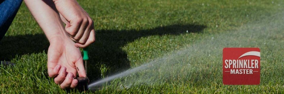 WE FIX CALIFORNIA SPRINKLERS!